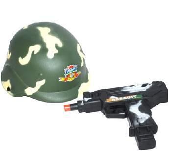 katona / kommandós szett - gyerek méret