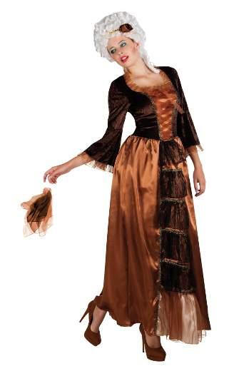 Barokk (Rokokó) női jelmez