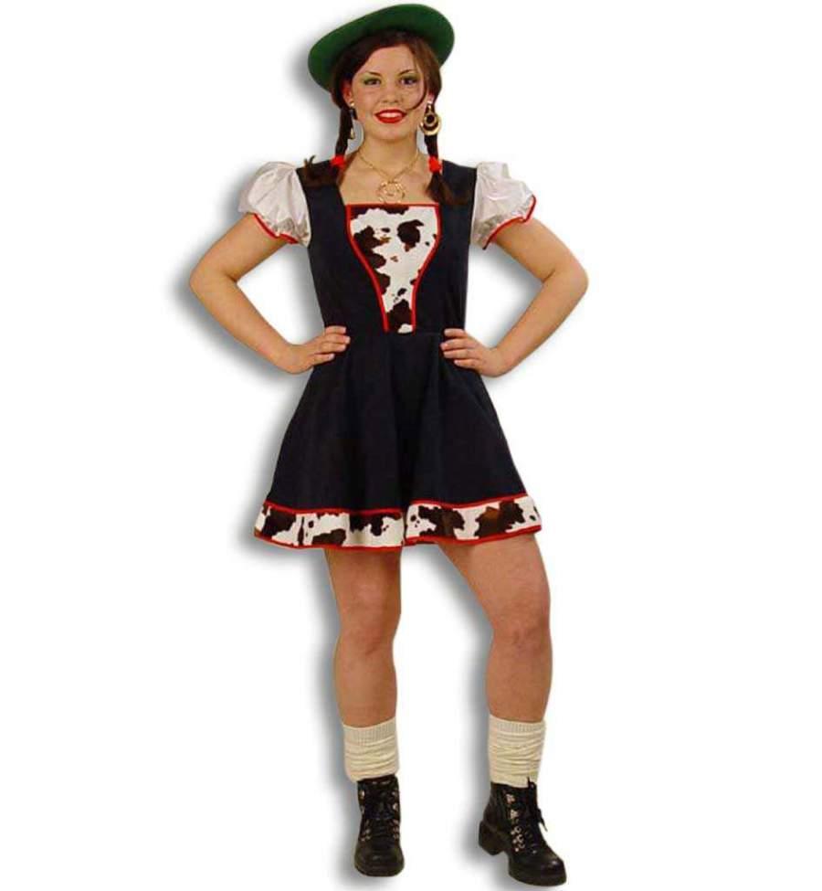 Bajor, Tiroli női ruha