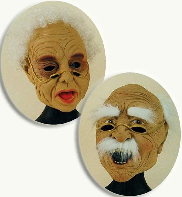 Nagyanyó / nagyi maszk