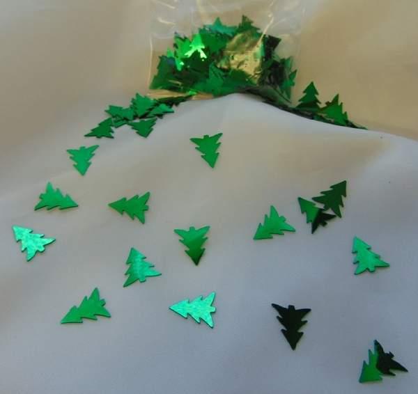 konfetti fenyőfa (10 g)