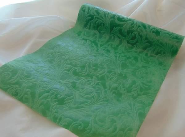 dombornyomott vetex zöld (25 cm x 10 m)