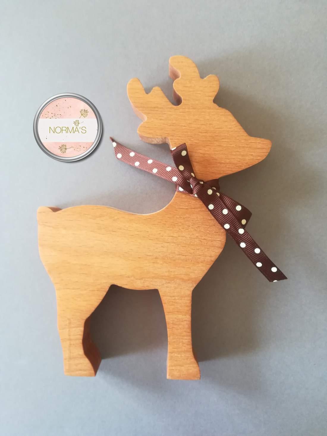 Bambi, Kiváló minőségű bükkfa, falra,